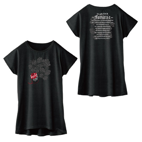 4th TOUR -FANATIC- Tシャツ