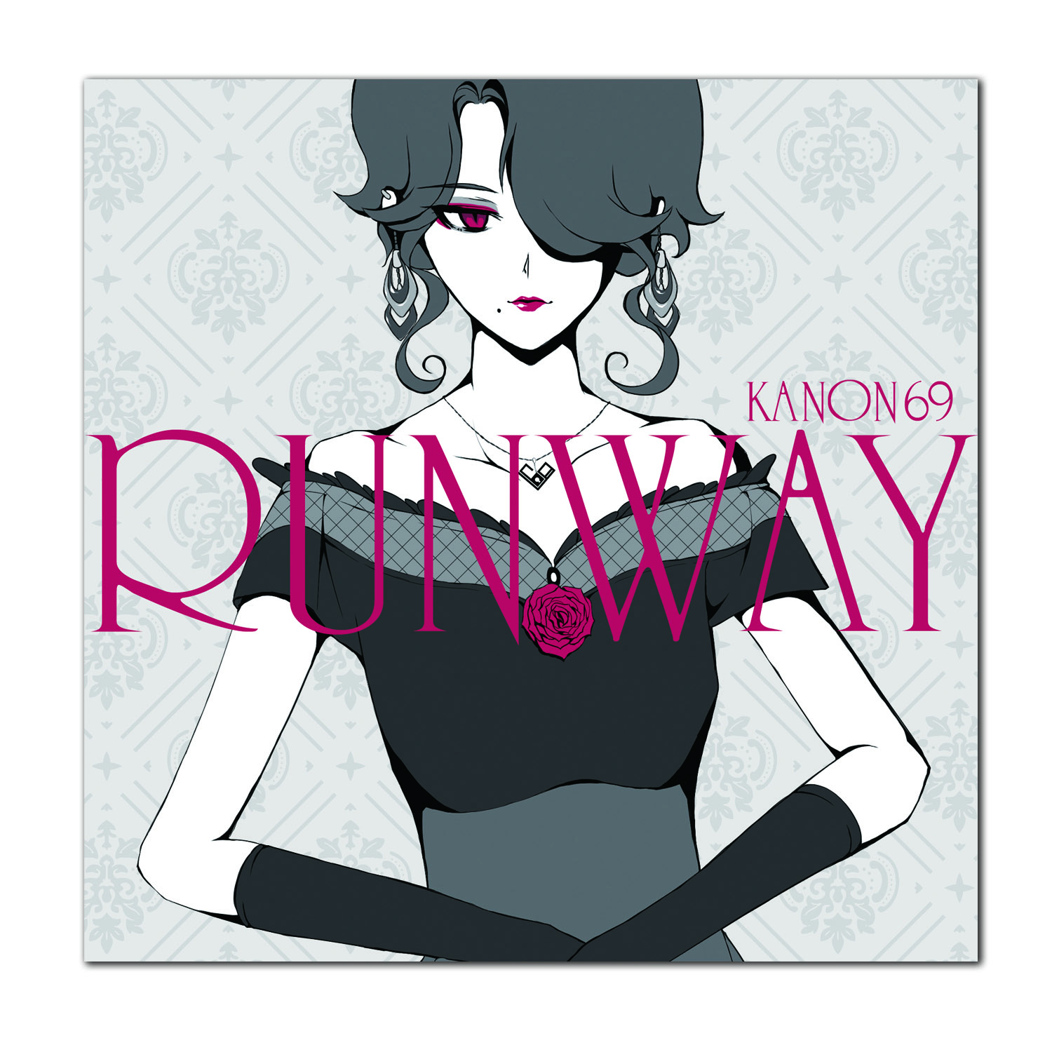 2nd Album「RUNWAY」ver2